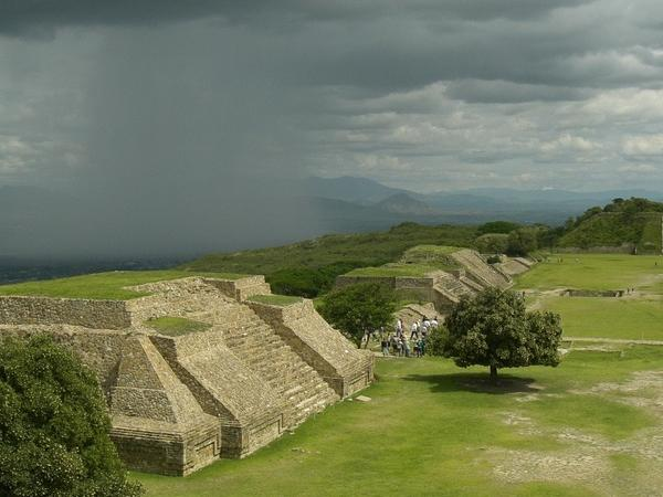 Monte Alban half day tour