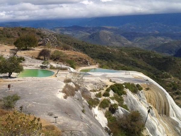 Hierve el Agua and Mitla (full day tour)