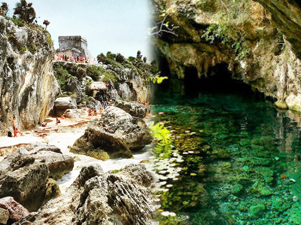 Tulum & Grand Cenote Shore Excursion