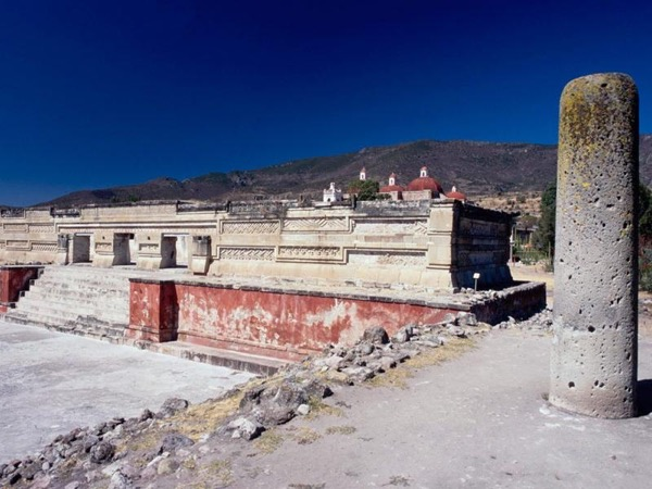 Mitla Route Tour with tlacolula market and hieve el agua