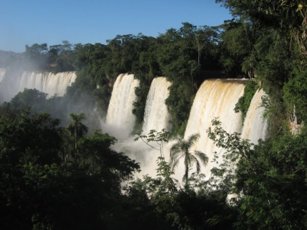 Argentinean side of the waterfalls private tour