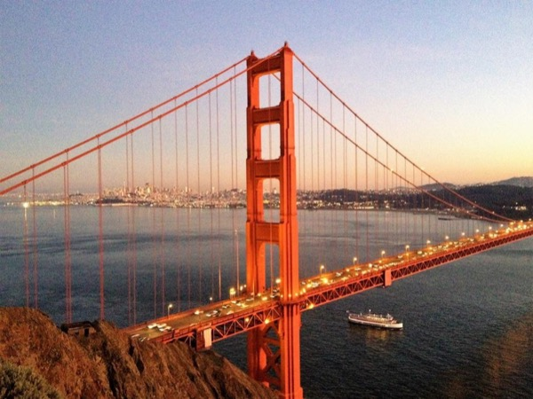 City, Muir Woods & Sausalito Private SUV Tour from San Francisco