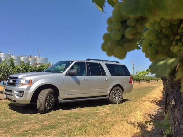 Napa & Sonoma Private SUV Wine Country Tour