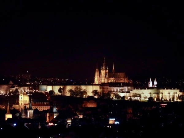 Prague By Night Private Tour