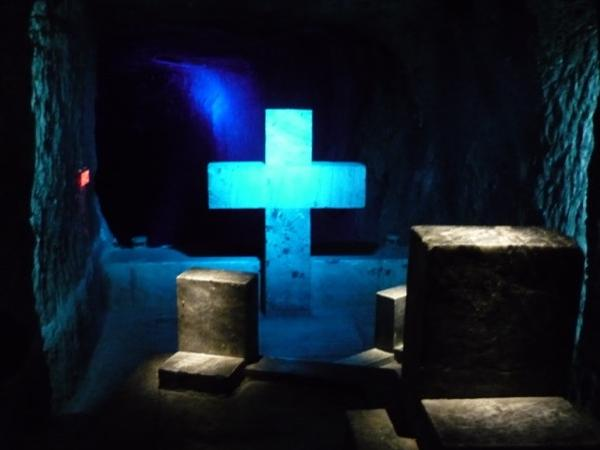 Zipaquira - Salt Cathedral