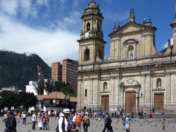 Surprising Bogota