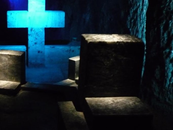 Zipaquira Underground Salt Cathedral