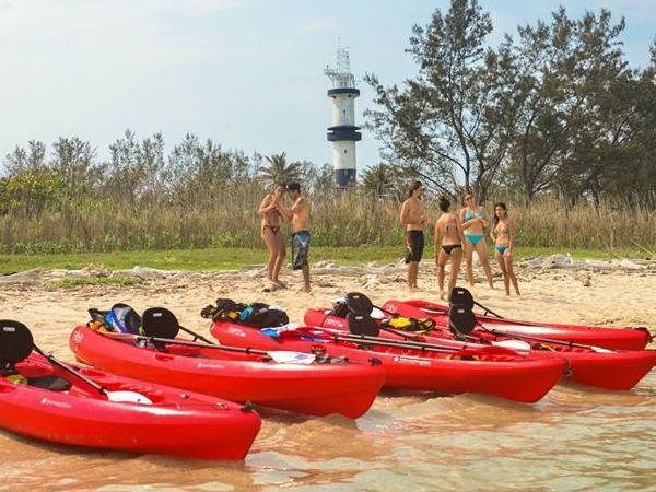 3 hours Kayak Tour in Boca del Río