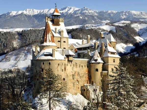 One day Transylvania Tour from Bucharest with a Private Guide (Bran & Peles Castle)