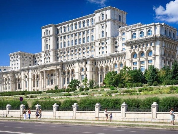 Bucharest City Panoramic Private Tour