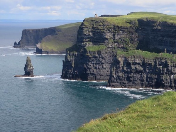 Cliffs of Moher and The Burren Tour
