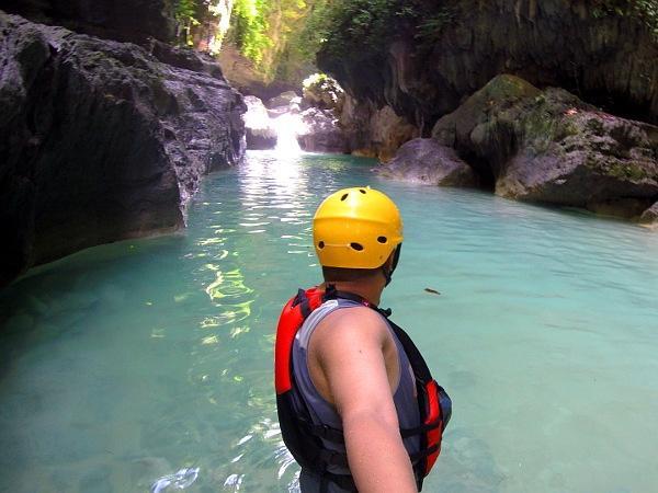 Canyoneering Badian Cebu ( Day Tour )