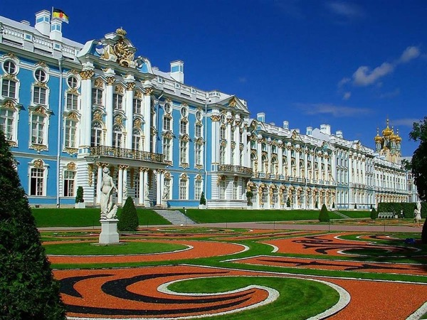 Private Tour of Catherine's palace