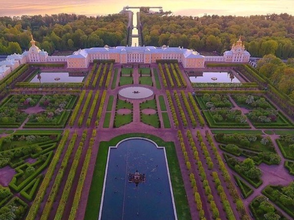 St.Petersburg 1-day standard private tour