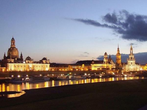 Baroque & Porcelain on the Elbe River - Dresden - Meißen - Moritzburg