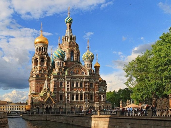 2-day private shore excursion Art, History and Politics of Russia