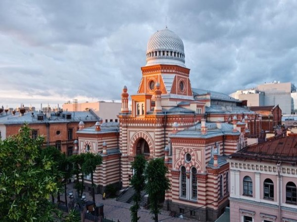 3-day shore excursion St.Petersburg with Jewish prospective