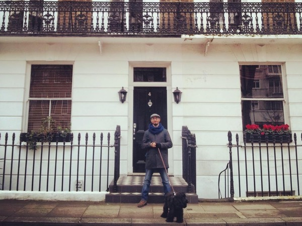 James Bond's Neighbourhoood/ The West London Walking Tour