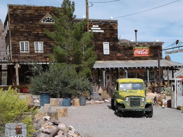 Eldorado Canyon Gold Mine Tour
