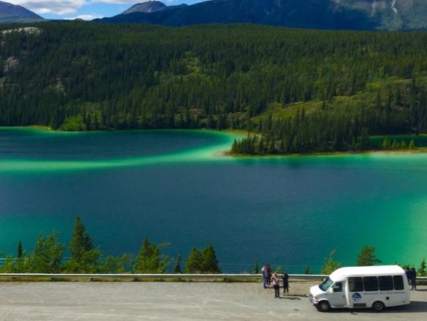 7 Hour Best of the Yukon Private Excursion