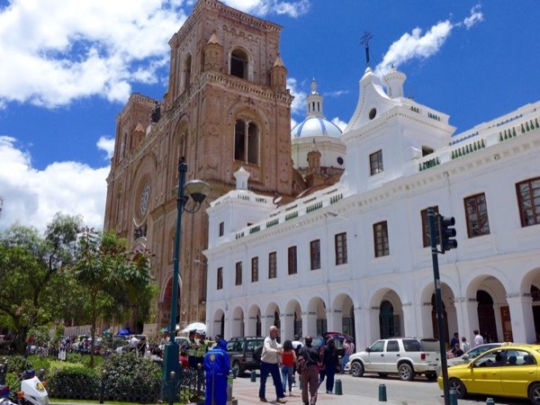 Cuenca Full Day City Tour including Pumapungo Inca Site