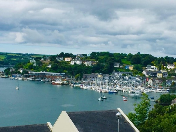 Shore Excursion by Luxury Car - Cork Port to Blarney Castle and Kinsale.