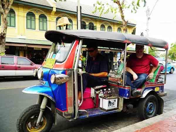 Bespoke Bangkok Private Tour likes locals