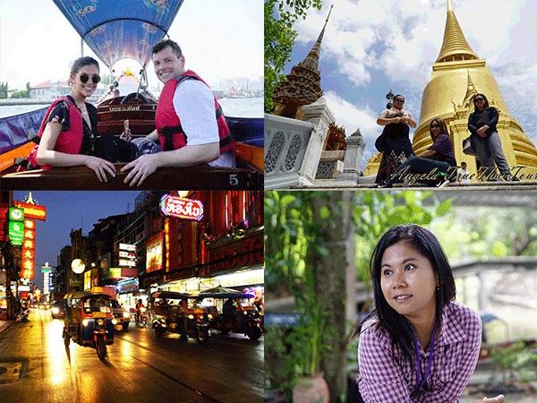 Bangkok Transit Passengers