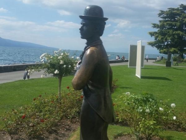 Private Vevey City Tour