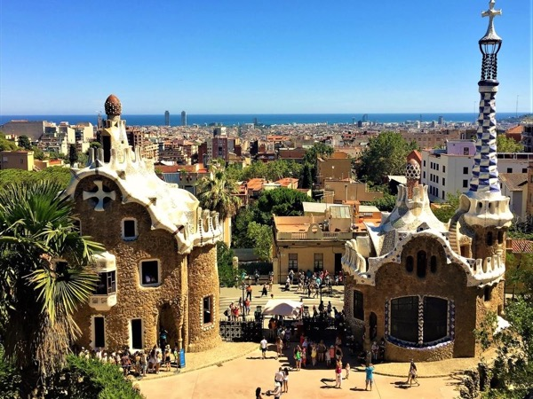 4hrs GAUDI's Fantasy World Private Exclusive Tour. Now With City Taxi Transport Included between the Sites