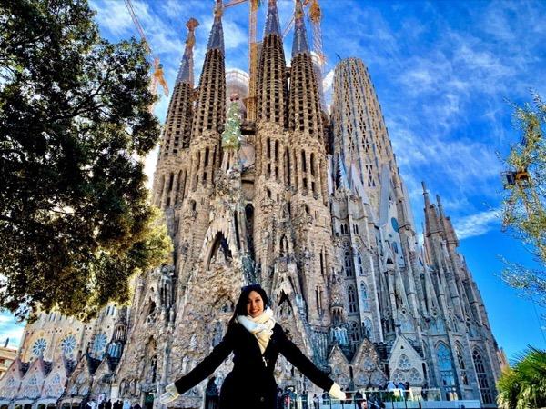 5hrs All Barcelona's Highlights including Sagrada Familia Inside Private Tour