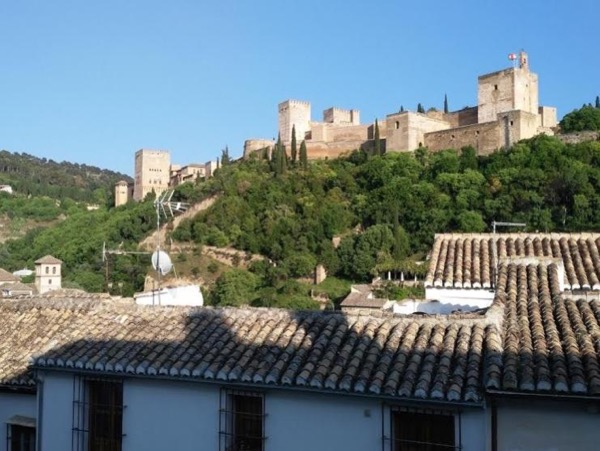 Shore Excursion: Alhambra and Generalife -City Center from Malaga Port