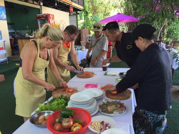 Nha Trang Half-Day Cooking Class