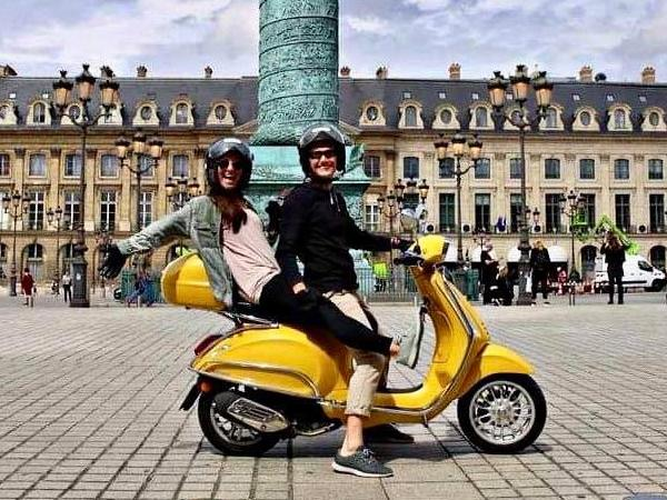 Full-Day Self-driven Vespa Tour