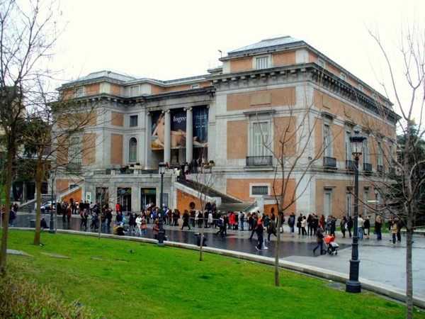 Essential Madrid + Prado Museum Guided Tour