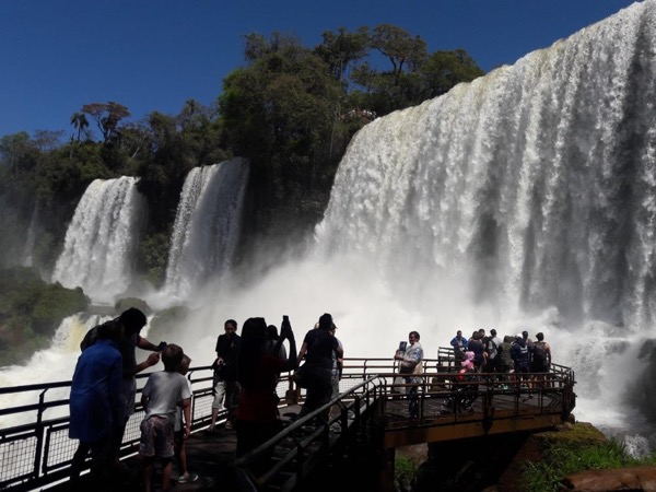 Private Tour to the Argentinean side of the falls