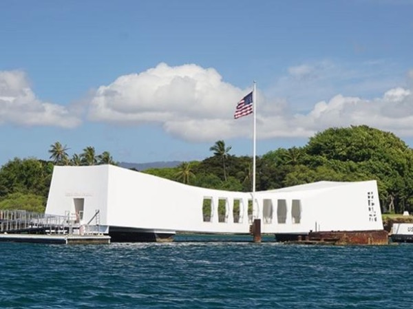 Historic Pearl Harbor Visitors Center, Punchbowl Cemetery, Historic Downtown
