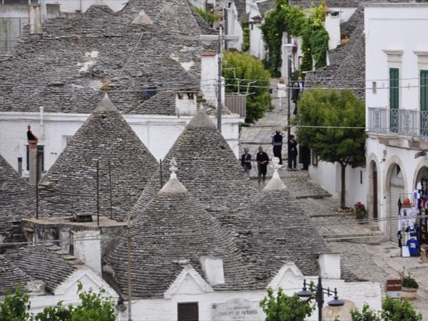 Alberobello Private day tour with official guide from Bari