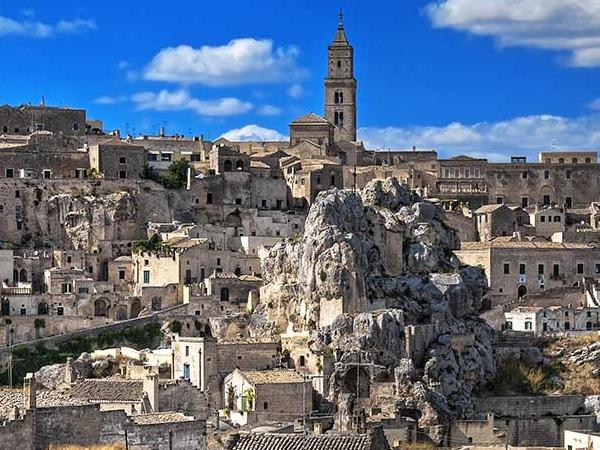 Sassi di Matera (UNESCO heritage) Private Day Tour with official Guide