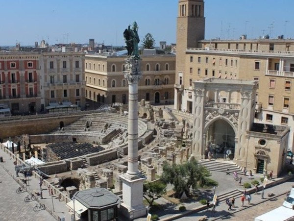 Lecce Shore Excursion from Brindisi (Private Walking Tour with official guide)