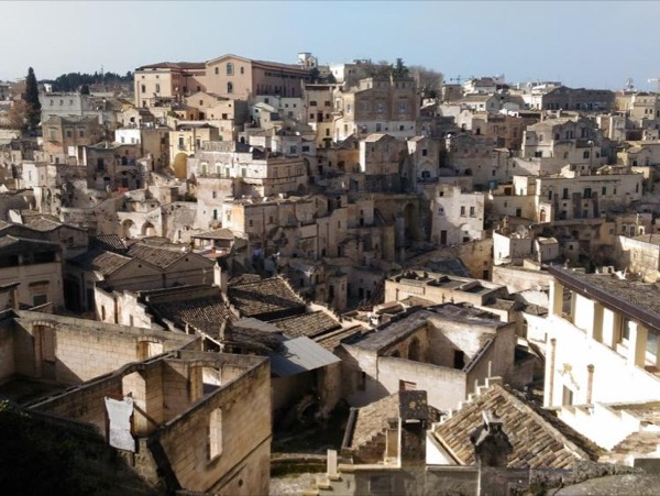 Matera (UNESCO heritage) Private Day Tour from BARI with official Guide