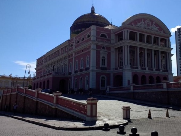 Manaus Private historical city tour