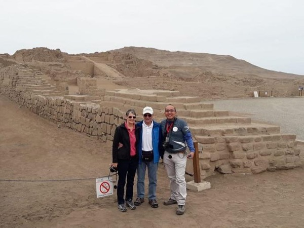 Beautiful Lima, Miraflores and Barranco + Pachacámac Archeological Complex - Private Tour