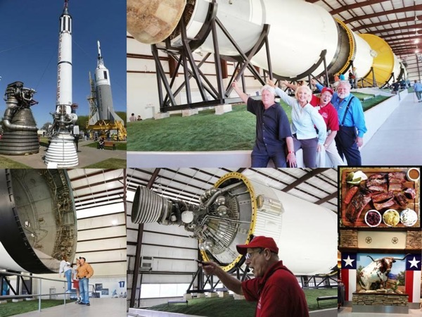 Highlights of NASA Space Center with Transport from Houston Airport