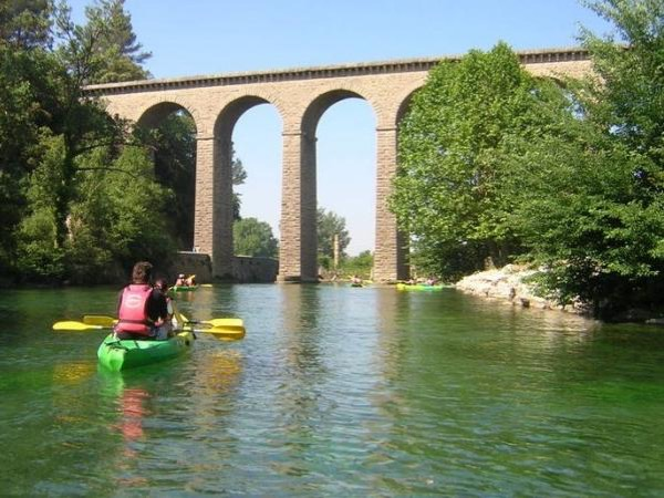 Kayaking and visiting charming villages - private tour
