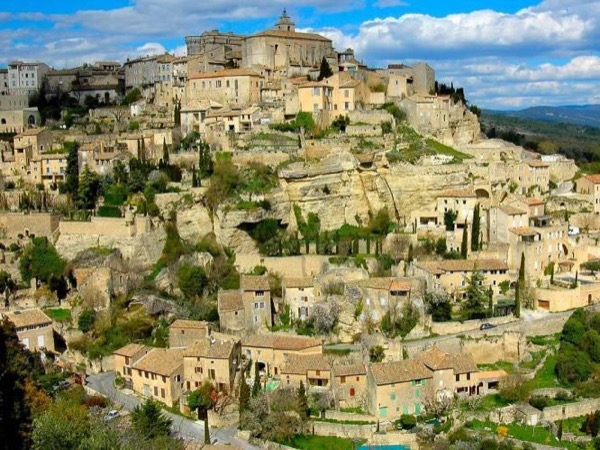 The hilltop villages of the Luberon private tour