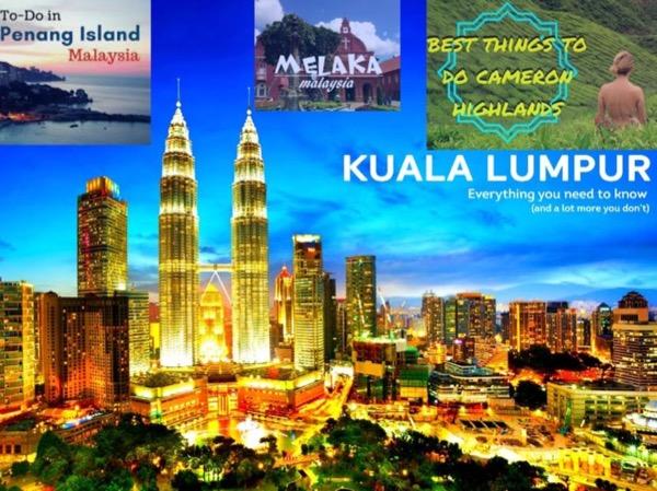 Singapore Malaysia Thailand Tour