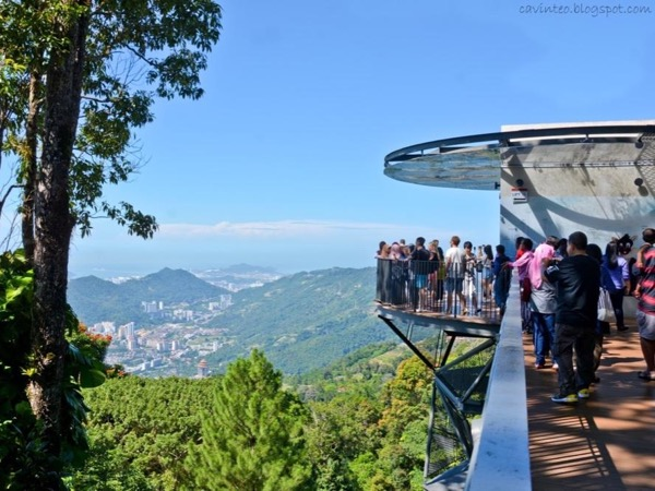Penang City + Heritage Excursion tour