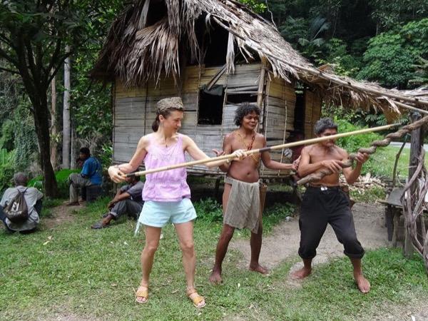 Visit local tribes ,Kuala Lumpur to Penang Short Trip