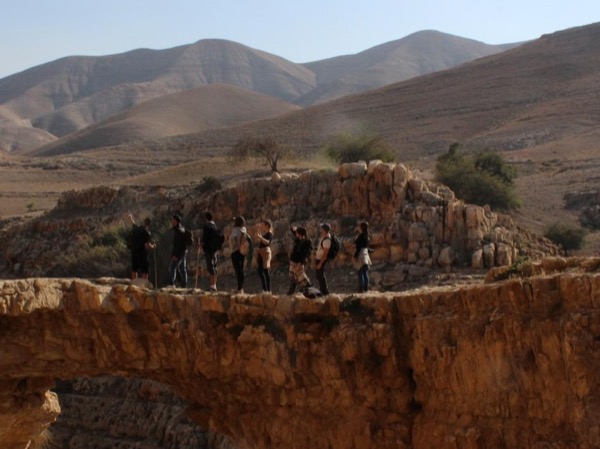 Palestine's Wadi Qelt Full-Day Hiking Tour